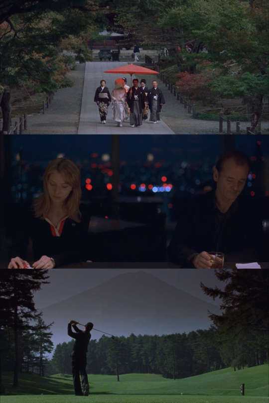 lost in translation movie scenes