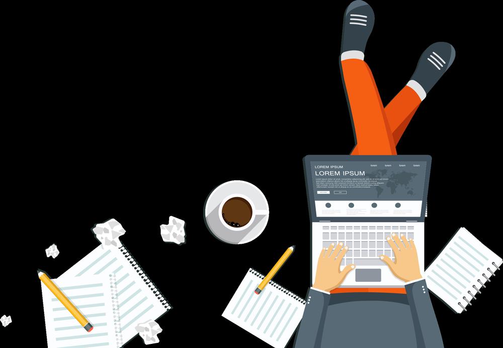 Freelance web content writing service